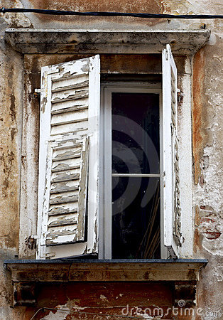 Croatia | window