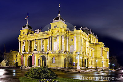 The Croatian National Theatre