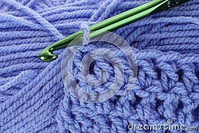 Imagem ilustrativa de crochet