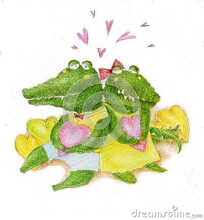 crocodile lover