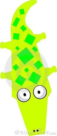 Crocodile - vector clipart