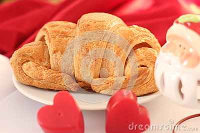 Croissant, Danish pastry