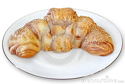 Croissant Puff Pastry Roll