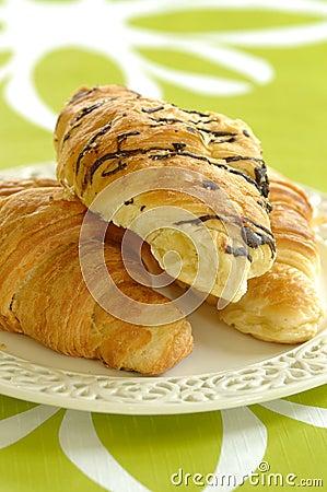 Free Croissants Stock Photos - 10398823
