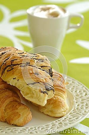 Free Croissants Stock Image - 10398851