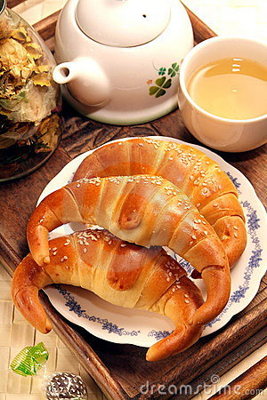 Free Croissants Stock Photos - 15510043