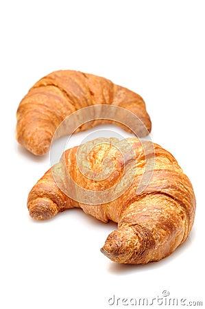 Free Croissants Stock Image - 6167301