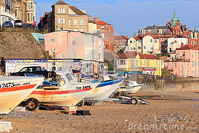 Cromer Beach, norfolk, England, UK Editorial Photography