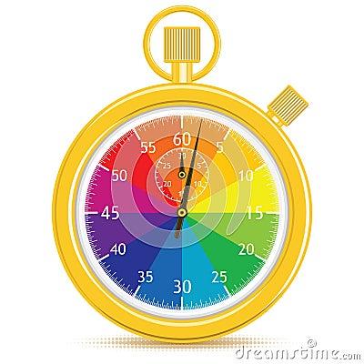 Cronómetro del diseñador