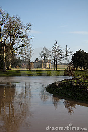 Croome Court stately home