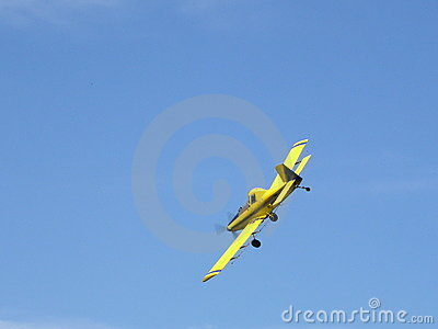 Crop Duster - Airplane