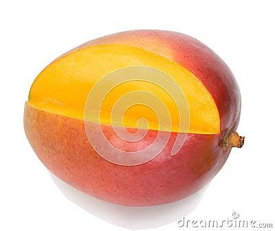 Cropped mango