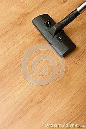 Cropped vacuum cleaner