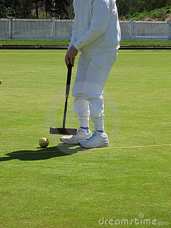 Croquet in Play