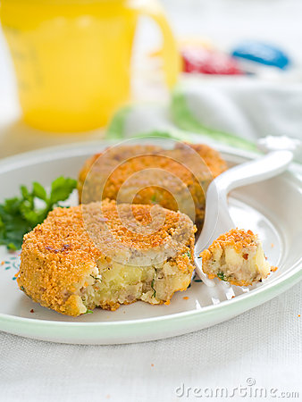 Free Croquette Stock Images - 39119824