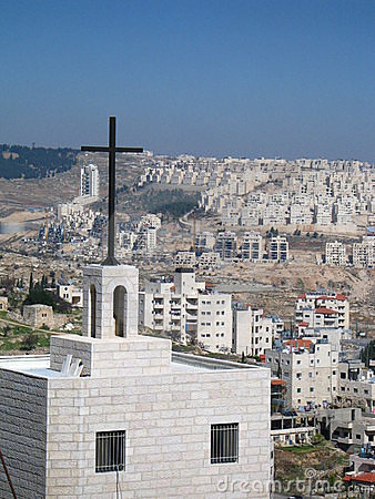 Cross in Bethlehem