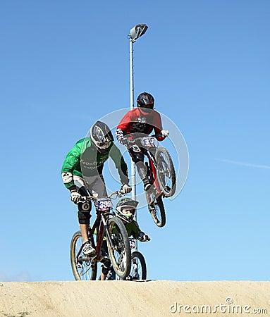 Cross Bike Racing