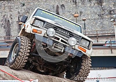 Cross-country  exhibition - Genoa Fair Spring 2010 Editorial Photography