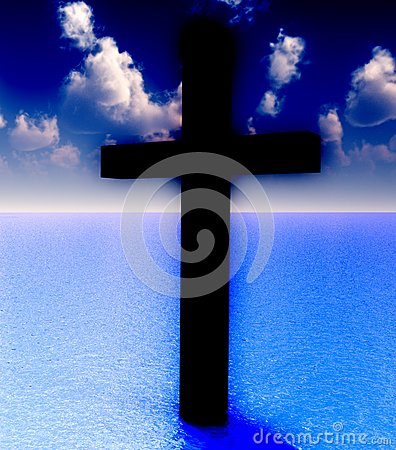 The Cross In Daytime Water 6