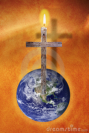 The Cross and the Earth