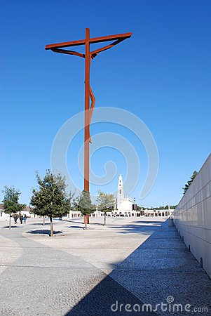Cross at Fatima