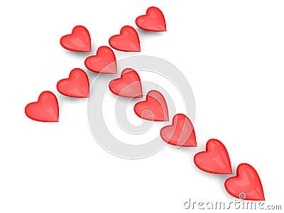 Cross of Hearts
