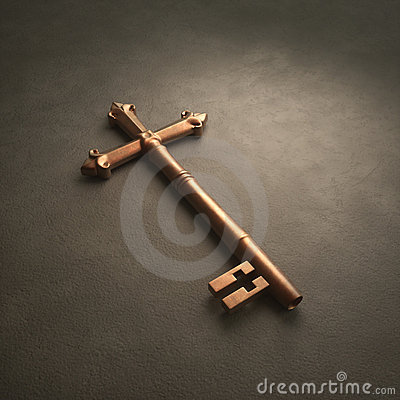 Free Cross Key Stock Photos - 14395003