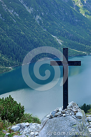 Cross over lake