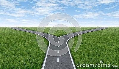Cross roads horizon