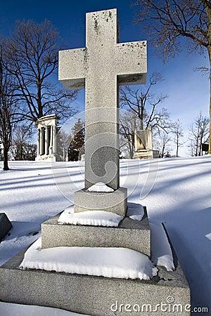 Cross Tomb Stone
