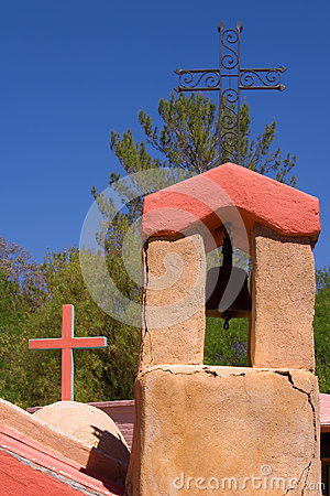 Cross in Tubac