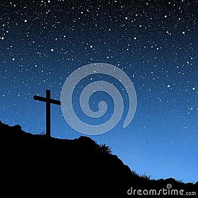Cross Under Stars