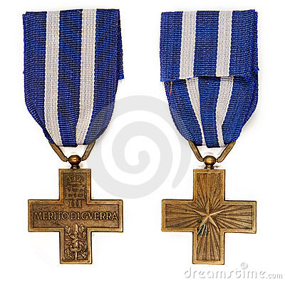 Cross of war merite