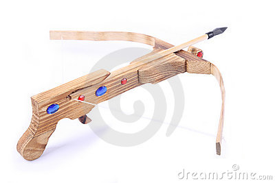 Crossbow toy