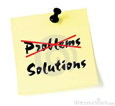 Crossing Out Problem business Solution solving