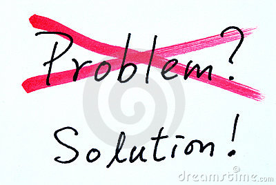 Crossing out problem and finding the solution