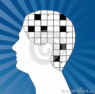 Crossword brain