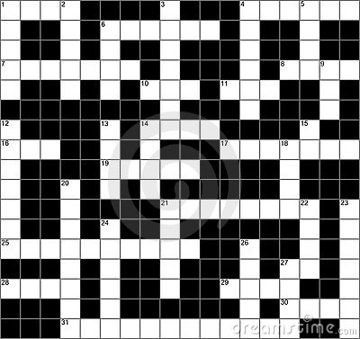 Free Crossword Puzzle Stock Images - 1427134