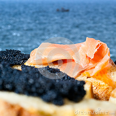 Crostini Royalty Free Stock Photo - Image: 29387925