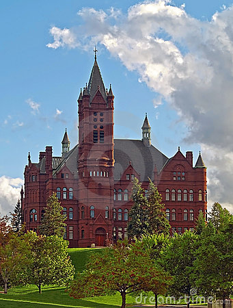Crouse college of fine arts at syracuse university