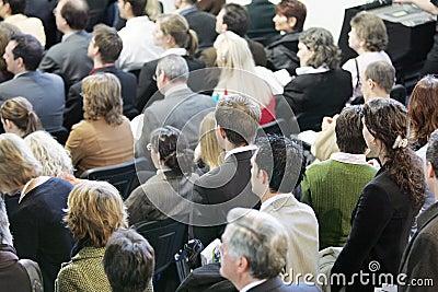 Crowd - Menschenmenge
