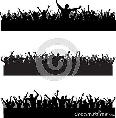 Crowd scenes