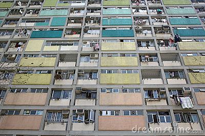 Crowded Apartments