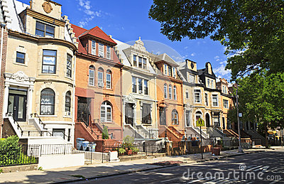 Crown Heights Townhouses