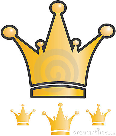 Free Crown Icon Royalty Free Stock Photography - 6224827