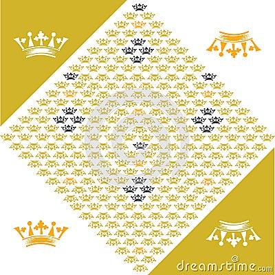 Crown motif