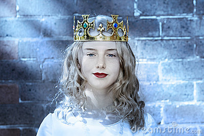 Crown Queen Girl Child