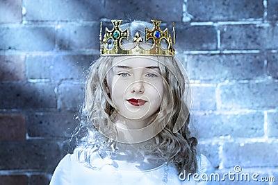 Crown Queen Girl Child Princess