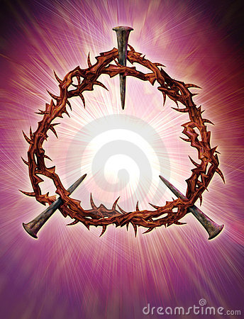Crown Of Thorns Royalty Free Stock Photography - Image: 21336217