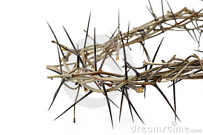Crown of thorns - Easter